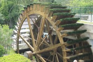 la roue...